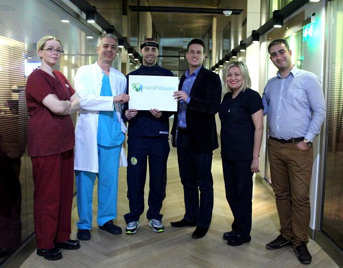 Dr. Erkan Demirsoy Team
